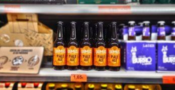 Cerveza Domus empieza a comercializarse en 25 centros de Mercadona con una gama exclusiva