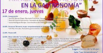 Torrijos acogerá la jornada 'Empoderamiento de la Mujer en Gastronomía' el próximo 17 de enero