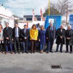 Toledo estrena su primera gasinera en el Polígono industrial