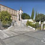 El entorno del Alcázar de Toledo se prepara para la renovación de las calles de la Paz, Unión y Capuchinos