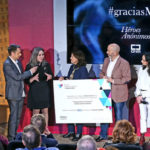La asociación María de Padilla recibe una donación de 2.500 euros del programa 'Héroes anónimos' de CMM