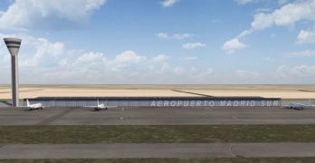 """La Junta confía en que el aeropuerto de Casarrubios del Monte vea la luz: """"Va a ir bien"""""""