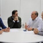 """Monago y Núñez piden que el Gobierno """"licite cuanto antes"""" el dinero presupuestado para el tren en Extremadura y Castilla-La Mancha"""