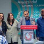 """Javier Mateo: """"Somos la única alternativa a la posibilidad de que el 'trifachito' gobierne en Toledo"""""""