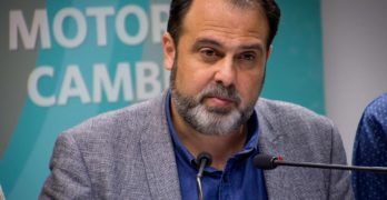 """Javier Mateo rechaza encabezar la confluencia IU-Podemos """"por dignidad"""" y no irá en ninguna lista"""