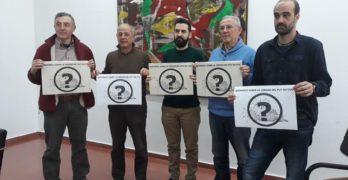 Equo, STAS, 'El Tajo', 'La Voz del Barrio' y Ecologistas reclaman ante la Justicia paralizar las obras de 'Puy du Fou'