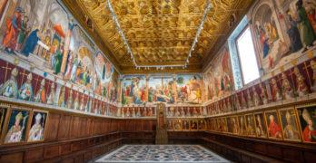 """La Sala Capitular de la Catedral ya puede visitarse con """"el esplendor que merece"""""""