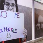 Fotografías para reflejar la doble discriminación que sufren las mujeres con discapacidad