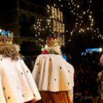 Los Reyes Magos se aproximan ya a Toledo con más de 6.000 kilos de caramelos