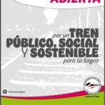 Nueva asamblea para planear futuras movilizaciones por el tren en la comarca de la Sagra
