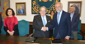 La Ruta de los Murales de Talavera se ampliará con otro dedicado al oficio farmacéutico