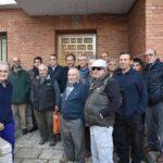 Concentración en Sonseca para evitar el derribo de la Casa de los Agricultores