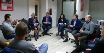 """Cs lamenta que PSOE y Ganemos rechacen iniciativas """"por puro partidismo"""" para impulsar el barrio de Santa Teresa"""