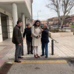 Claudia Alonso se compromete a dotar de un Centro de Mayores al barrio toledano de Buenavista