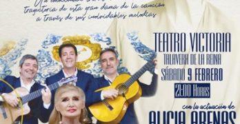 El grupo talaverano Cuarto Bolero rendirá tributo a María Dolores Pradera el 9 de febrero