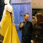 El diseñador toledano Ulises Mérida, protagonista en la Oficina de Turismo de la región en Madrid