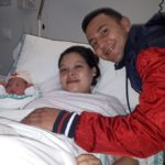 Jhoeline, la tercera bebé de Castilla-La Mancha en 2019 nacía en Talavera