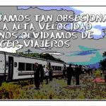 VIÑETA | Tren