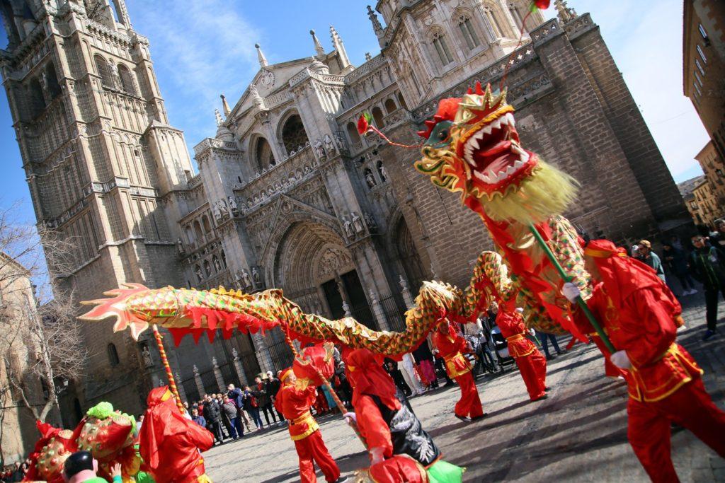 año nuevo chino toledo