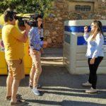 Cortometrajes para educar en la gestión de residuos