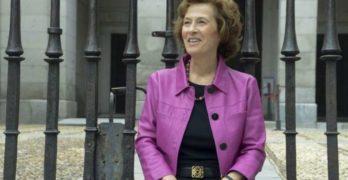 "Julia Navarro presenta su última novela en la Biblioteca regional: ""Siento Toledo como mi segunda casa"""