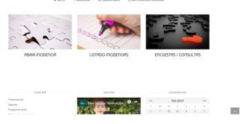 Más Seseña habilita una herramienta en su web para denunciar incidencias y realizar su seguimiento