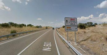 A información pública el proyecto que conectará los municipios de Velada y Gamonal con la N-502