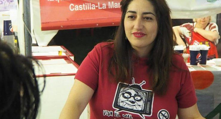 """Sonsoles Arnao y buena parte de la Asamblea de IU en Talavera dejan el partido: """"No es un paso fácil pero es necesario"""""""