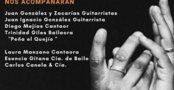 La Sala Thalia acoge un concierto de flamenco que recaudará fondos para rescatar a personas en el Mediterráneo