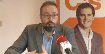 Girauta defiende su derecho a ser candidato por Toledo ante las críticas de dirigentes de Cs en Talavera