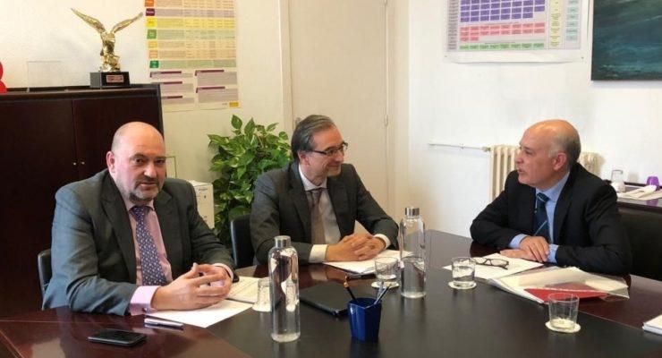 La Junta pide celeridad a Renfe para sustituir trenes y propone abonos para el trayecto Madrid-Talavera