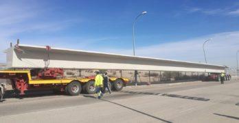 Comienza la instalación del carril bici que unirá los núcleos urbanos de Seseña sobre el AVE y la R-4