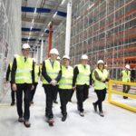 Amazon abrirá en Illescas en abril y entrará en pleno funcionamiento en tres años con 900 empleos