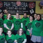 """La PAH de Talavera ha paralizado """"unos 150 desahucios"""" desde que se fundó en 2013: """"Esperamos no llegar a seis años más"""""""