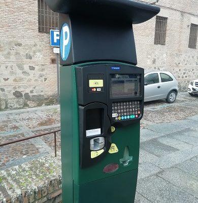 El control telemático sustituye a las tarjetas de residente de la ORA en Toledo