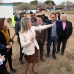 """Tolón, tras la visita de Hispania Nostra a Vega Baja: """"El principal garante del patrimonio de la ciudad es este Gobierno y su alcaldesa"""""""