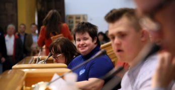 'La suerte de tenerte': Down Toledo reclama más oportunidades laborales y colaboración para cumplir sus sueños