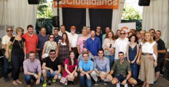 Dimite más de la mitad de la Junta Directiva de Cs en Talavera por la candidatura de Girauta por Toledo