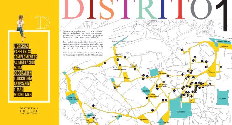 """Distrito 1, la asociación del Casco Histórico que busca """"hacer barrio"""" y """"mover la ciudad desde el comercio"""""""