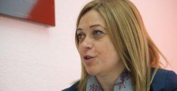 """Carmen Picazo (Cs): """"Nos podemos entender con cualquier partido, dentro de los límites constitucionales"""""""