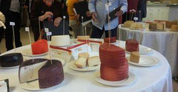 Una docena de quesos de la región, finalistas en el Campeonato de Los Mejores Quesos de España
