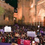 'Un violador en tu camino', rutas feministas o poesía: Toledo se encamina al 8M