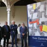 El Museo de Santa Cruz de Toledo acoge la muestra 'Free Energy' del artista belga Yves Zurstrassen