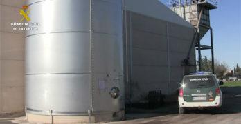 Detenido por hurtar más de 5.000 kilos de aceituna en La Puebla de Montalbán y venderlos a una almazara