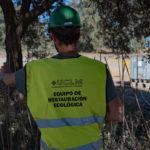 Estudiantes de Ciencias Ambientales promueven la biodiversidad en Puy du Fou con un taller de restauración