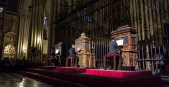 Las Batallas de Órganos volverán en mayo a la Catedral de Toledo bajo el patrocinio de la Fundación Soliss