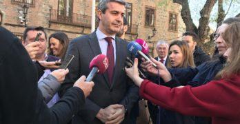 """El PSOE de Toledo confía en que podría obtener """"perfectamente"""" tres diputados al Congreso y otros tres al Senado"""