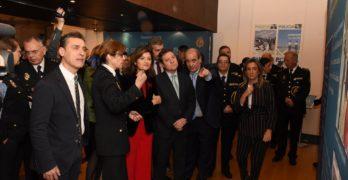 Toledo acoge hasta final de mes la exposición por los 40 años de la mujer en la Policía Nacional
