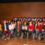 Podemos apela al voto útil en un acto en Toledo con candidatos de Castilla-La Mancha