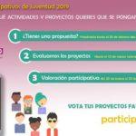 Abierta la votación para elegir las actividades del programa de ocio juvenil en Toledo